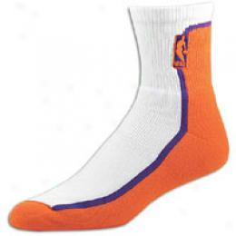 For Bare Feet Nba V Bend Quarter Sock