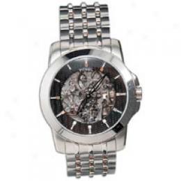 Fossil Men's Skeleton Watch