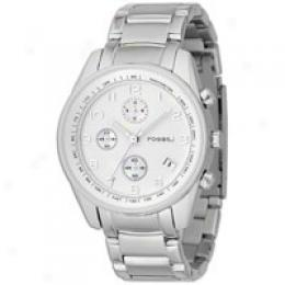 Fossil Women's Boyfriend Mop Dial Watch