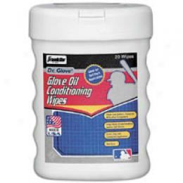 Franklin Dr Glove Oil Conditioning Wipes