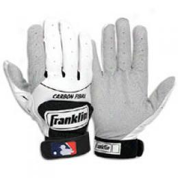 Franklin Men's Carbon Fibre Ii Bat Glove