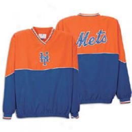 G-iii Men's Mlb V-neck Pullover Jacket