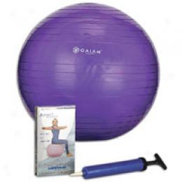 Gaiam Balanceball Fitness Kit