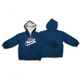 Haddad Toddlers Full Zip Hoody