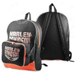 Harley Davidson Backpack & Tote