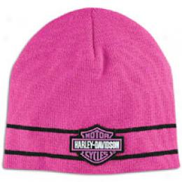 Harley Davidsonn Big Kids Patch Beanie (7-14)