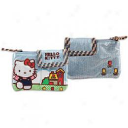 Hello Kitty Women's Corner Bag