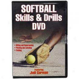 Like a man Kinetics Softball Skills & Drills Dvd