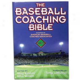Human Kinetics The Baseball Coaching Bible