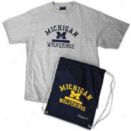 Jansport Men's Ncaa Bag A Tee