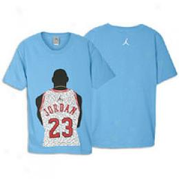 Jordan Big Kids Classic Accomplishment Tee