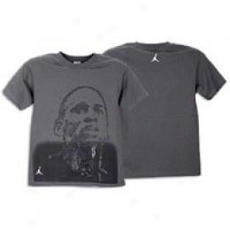 Jordan Big Kids Xx3 Facr Tee