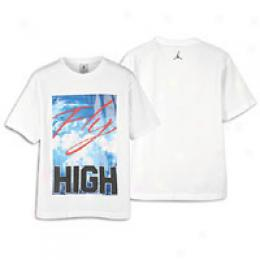 Jordan Fly High Tee - Big Kids