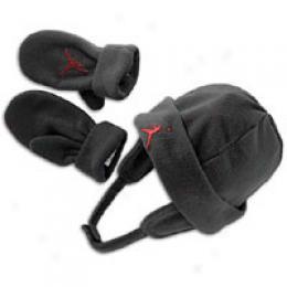 Jordan Infants Fleece Cold Weather Set