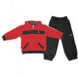 Jordan Little Kids Aj Hoody Classic 2-piece Set