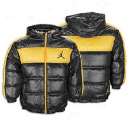 Jordan Little Kids Slash Puff Jacket