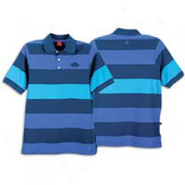 Jordan Ls Gradient Strile Polo - Men's