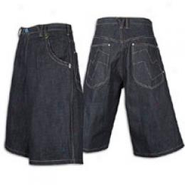 Jordan Ls Rigid Denim Short - Men's