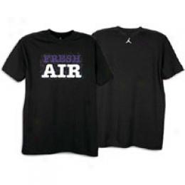 Jordan Men's Fresh Air Tee