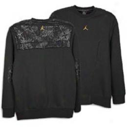 Jordan Men's In The Key Crew