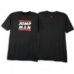 Jordan Men's Jumpman Poster Tee