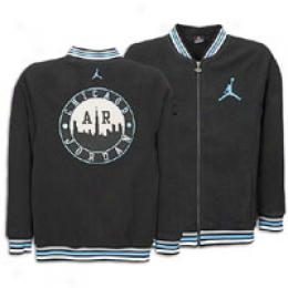 Jordan Men'w Legacy Polar Fleece Jacket