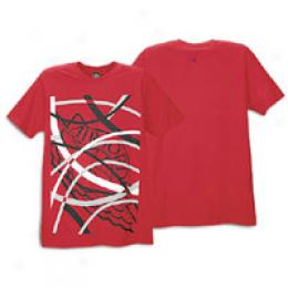 Jordan Men's From beginning to end The Wire Tee