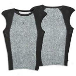 Jordan Men's Fuddled Sleeveless Graphic Top