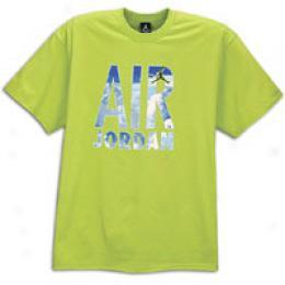 Jordan Men's Urban Sport Air Clouds Tee