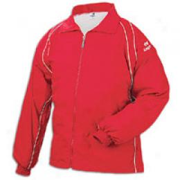 Kaepa Big Kids Spectrum Warm Up Jacket