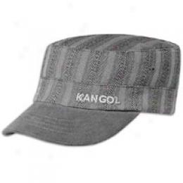 Kangol Herringbone Flexfit Army Cap