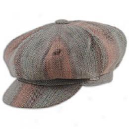 Kangol Tweed Spitfire Cap