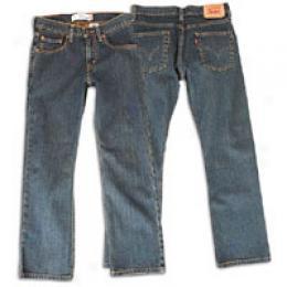 Levi's Big Kids 514 Slim Straight Jean