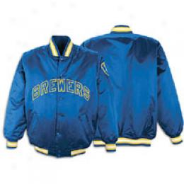 Majestic Men's Cooperstown Satin Jacket
