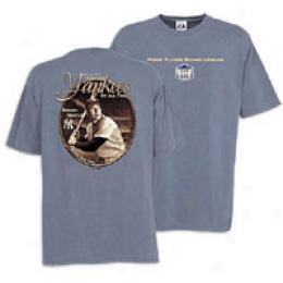 Majestic Men's Greatest Yankees Of All Time Tee
