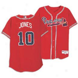 Majestic Men's Mlb Authentic Alternate Jersey