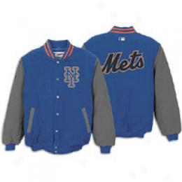 Majestic Men's Mlb Wool Coaches Jacket