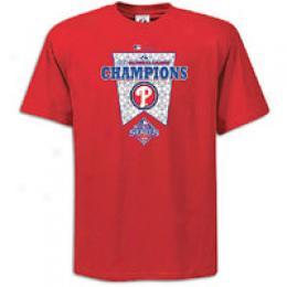 Majestic Men's World Series 2008 League Champs