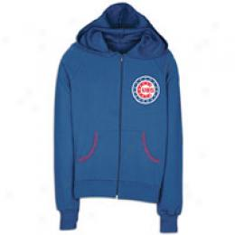 Majestic Threads Women's Mlb Crystallized Hoody