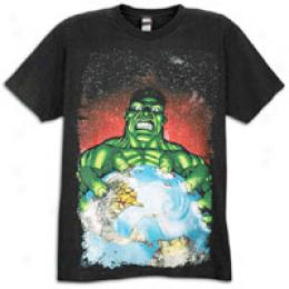 Marvel Men's Greenhouxe Effect Tee