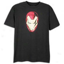 Marvel Men's Starker Head Tee