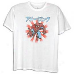 Marvel Men's Sunrise Supida Tee