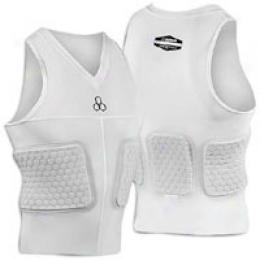Mcdavid Men's Hexpad V-hex Body Shjrt