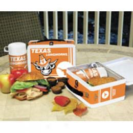 Memory Company Ncaa Tln Lunch Box W/thermos
