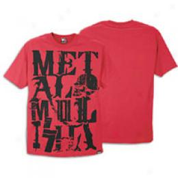 Metal Mulisha Men's Dead Air Tee