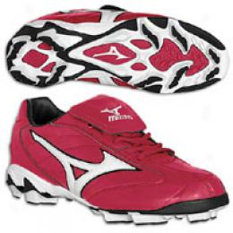 Mizuno Haughty Kids 9 Spike Youth Franchise Low G4