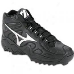 Mizuno Men's 9-spike Premier Mid