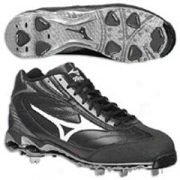 Mizuno Men's 9 Spike Pro Limited Mid G4