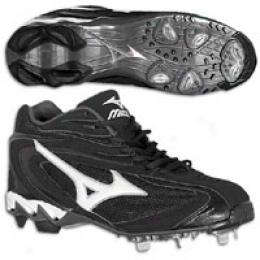 Mizuno Men's 9 Spike Valor Mid G3