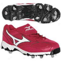 Mizuno Men's 9 Spike Vintage Low G5
